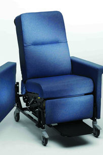 CLASSIC RECLINER on Designer Page