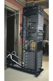 AXS Series Rack, AXS-21 on Designer Page