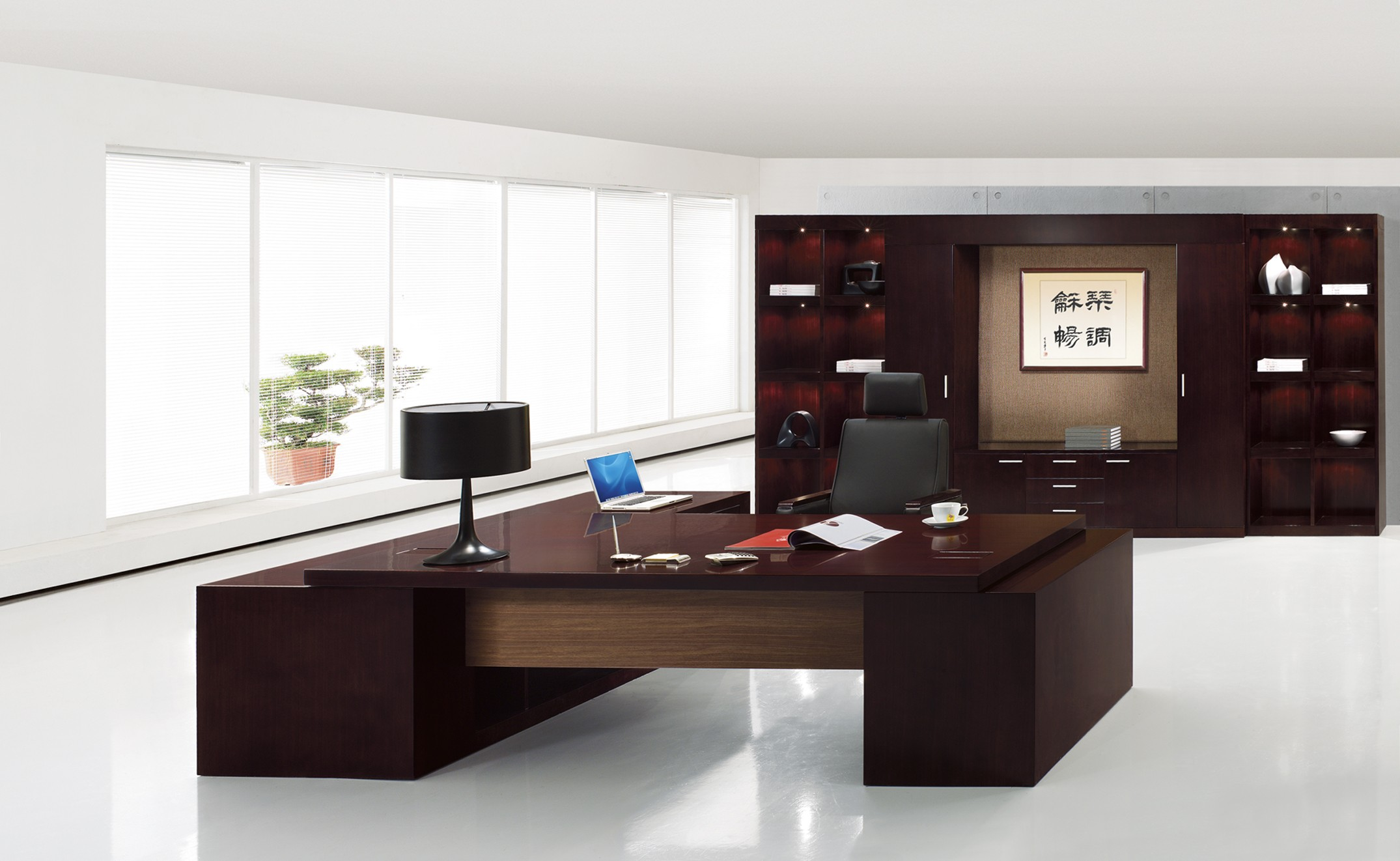 kaysa modern desk furniture on designer pages rh designerpages com modern executive desks office furniture modern executive home office desks