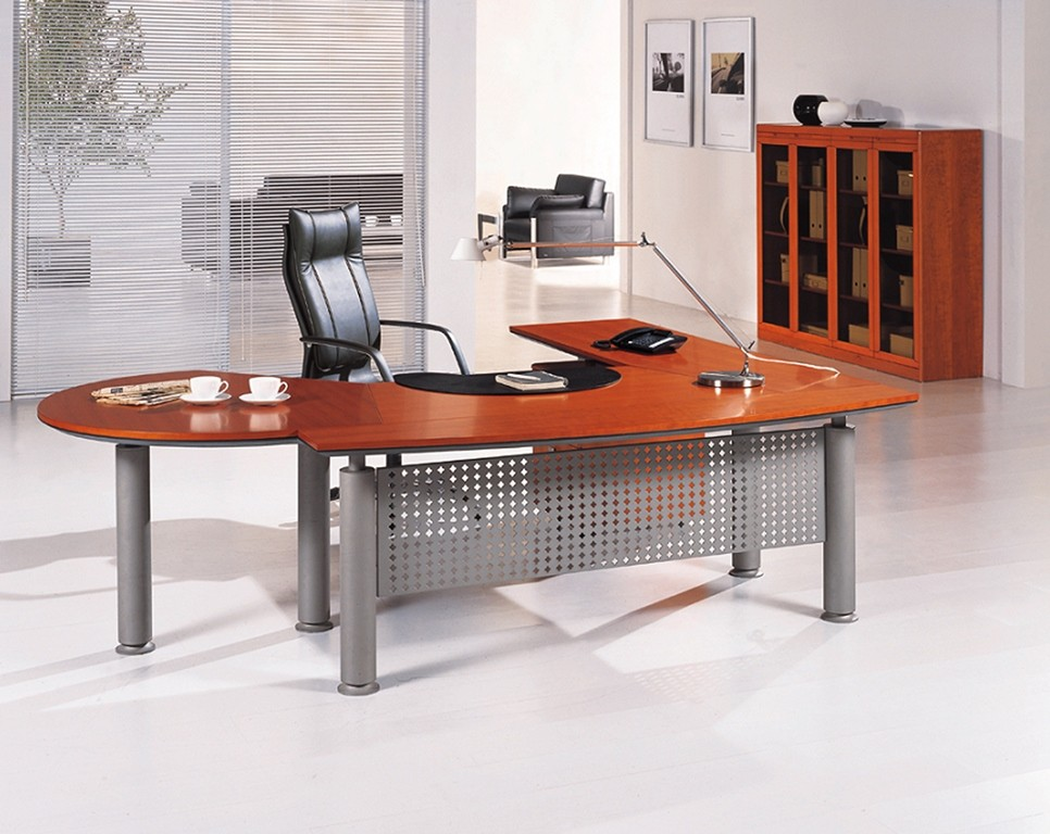 San Diego ISABEL Contemporary Office Desk