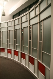 Dirtt Curved Wall On Designer Pages