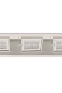 Contour 3x2 Recessed Multiple 3 Lt LED on Designer Page