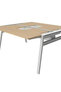 Bivi Table for Two with Back Pockets by turnstone on Designer Page