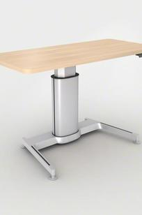 Airtouch Height Adjustable Desk by Details on Designer Page