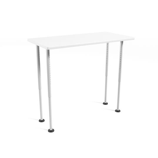 Groupwork Standing Height Desk By Steelcase On Designer Pages - Standing height work table