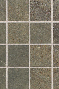 Continental Slate  ColorBody Porcelain-Mosaic Field Tile on Designer Page