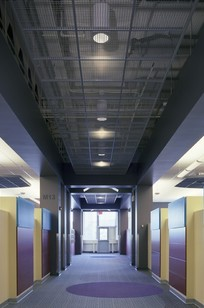 GridWare™ Open Cell Decorative Suspension System on Designer Page
