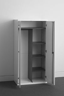 9900 Series Storage & Wardrobe Cabinet 3060HDE-WS on Designer Page