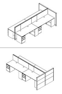 Benching System on Designer Page