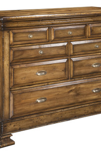 4036-26  Louis Philippe Storage Chest on Designer Page