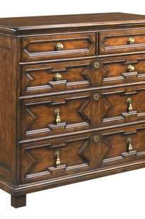 4048-10  17th Century Chest on Designer Page