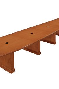 Belmont Veneer 7130/7132 Boat Shaped Expandable Tables on Designer Page