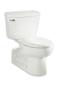 Yorkville 1.1 gpf FloWise Right Height Elongated Pressure Assisted Toilet on Designer Page
