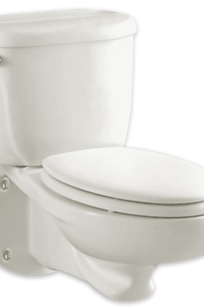Glenwall 1.6 gpf Pressure Assisted Wall-Mounted Toilet 2093.100.020  on Designer Page