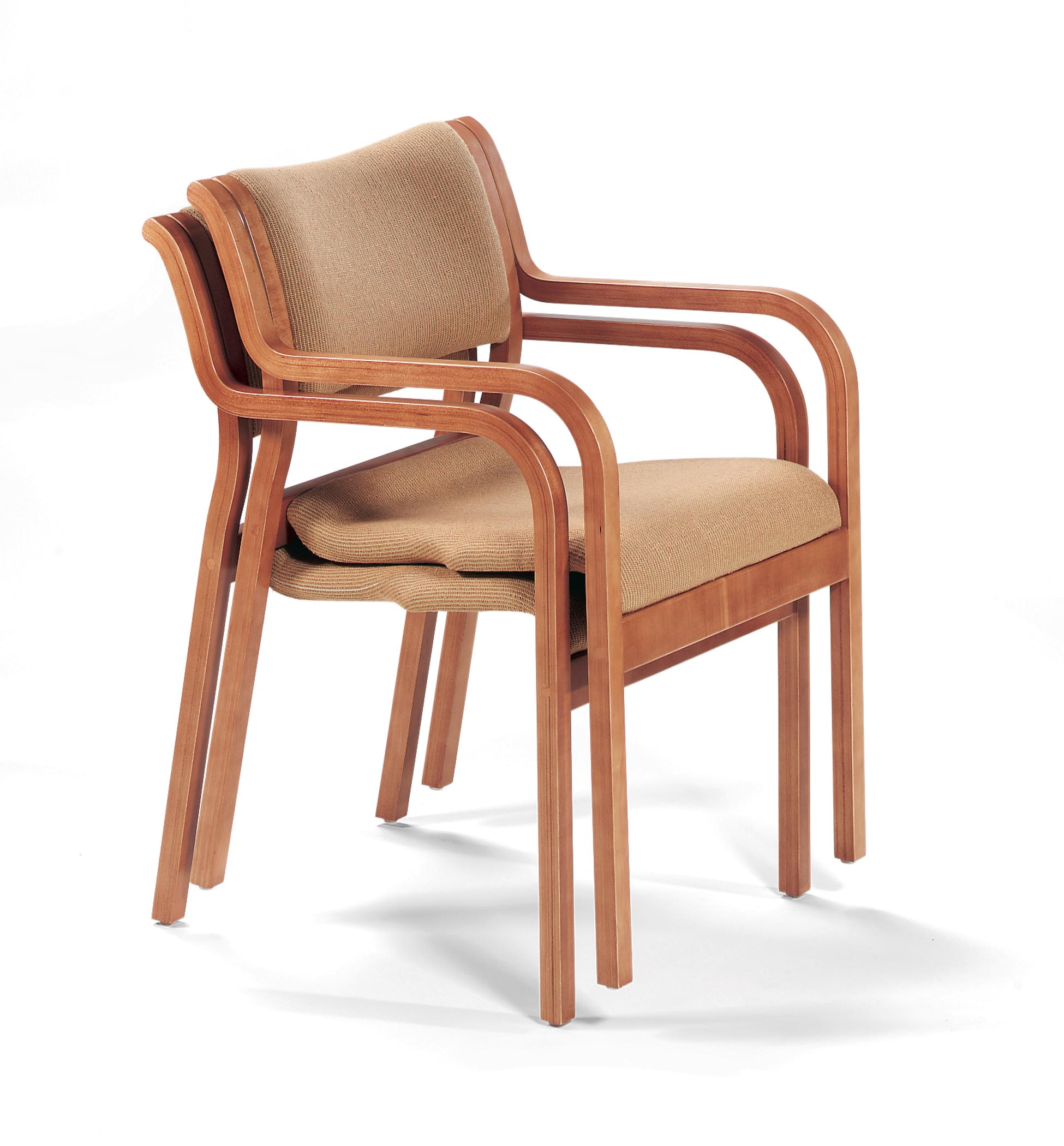 Activity With 1347 Krona Stacking Arm Chair
