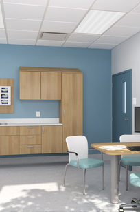 Healthcare Furniture - Harmonia on Designer Page
