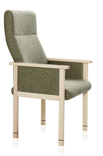 Briar Patient Chair on Designer Page