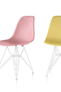Eames Molded Plastic Chairs on Designer Page