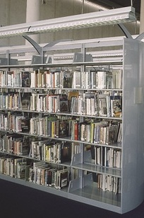 WILSONSTAK LIBRARY SHELVING on Designer Page