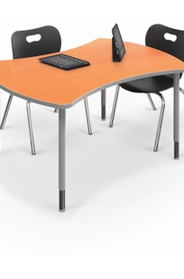Quad Configurable Desks and Tables on Designer Page
