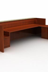 Rd-19: Reception Desk on Designer Page