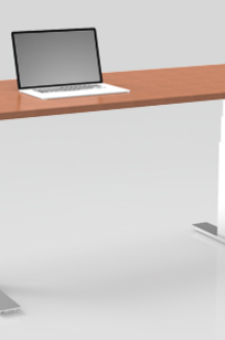 RISE Electric Height Adjustable Table on Designer Page
