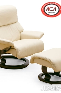 Vision Stressless Recliner on Designer Page