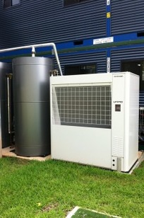CO2-Refrigerant Heat Pumps on Designer Page