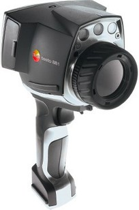 Testo Thermal Imagers on Designer Page