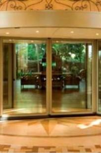Besam Revolving Doors on Designer Page