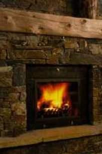 Moberg Masonry Fireplaces on Designer Page