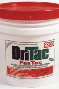 DriTac Wood Flooring Adhesives on Designer Page