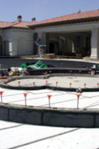 Bentonite Waterproofing Systems on Designer Page