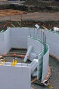 Quad-Lock Insulating Concrete Forms on Designer Page