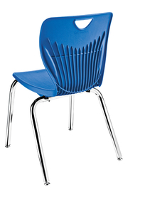 Contemporary Four Leg Stack Chair on Designer Page