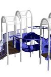 RCI Playground Equipment on Designer Page