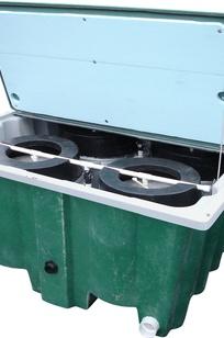 Ecoflo, Ecoflex, and Bioseg Wastewater Treatment on Designer Page