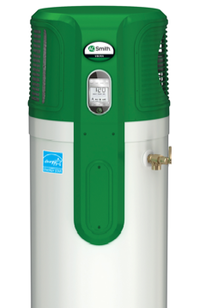 A.O. Smith Heat Pump Water Heaters on Designer Page