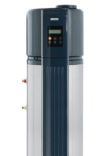 Compress Heat Pump Water Heater on Designer Page