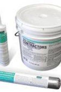 Dow Corning 758 Silicone Sealant on Designer Page