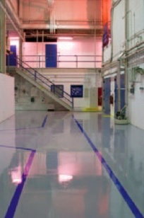 UVolve Instant Floor Coatings on Designer Page