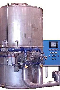 Direct Contact Gas-Fired Water Heater on Designer Page