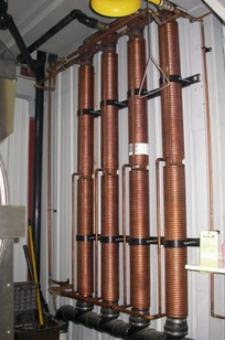ECO-GFX Drain Water Heat Recovery Units on Designer Page