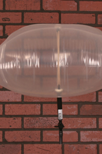 Chimney Balloon on Designer Page