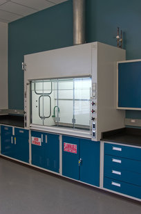 Bi-Stable Vortex Fume Hood on Designer Page