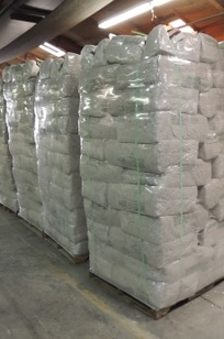 Cellulosic Fiber Insulation on Designer Page