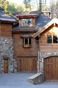 Reclaimed-Wood Building Products on Designer Page
