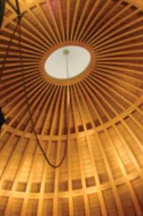 G.R. Plume Reclaimed Millwork on Designer Page
