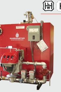 Gasmaster Condensing Boilers on Designer Page
