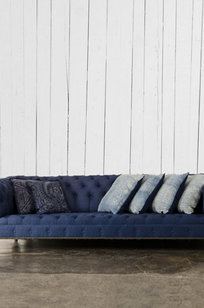 Enlish Chesterfield Sofa on Designer Page